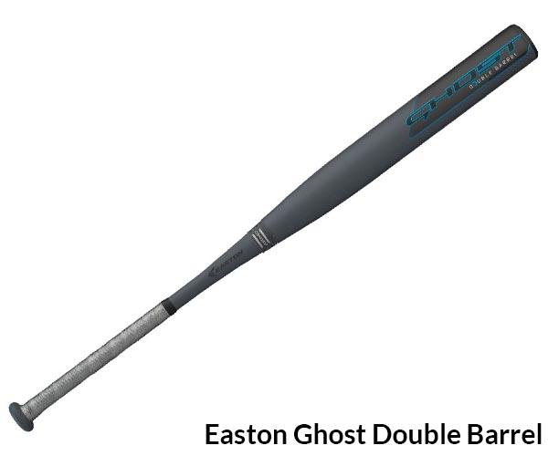 Easton Ghost double barrel youth baseball bats review