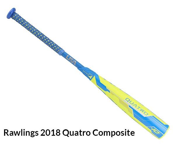 Rawlings 2018 Quatro Composite