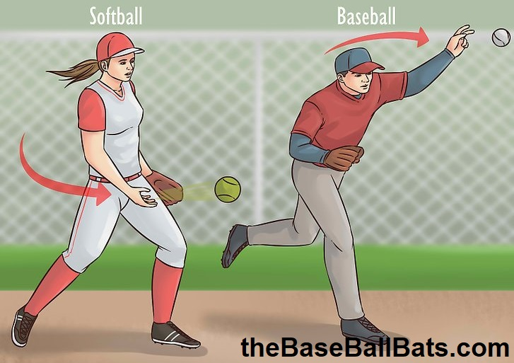 difference between softball and baseball?