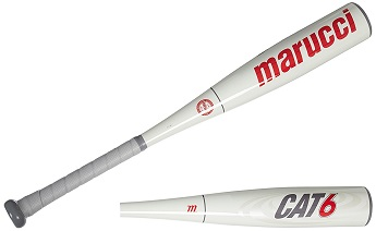 Marucci Junior Cat 6 big barrel baseball bat reviews