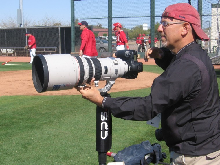 Top 4 Tricks For Better Baseball Photography
